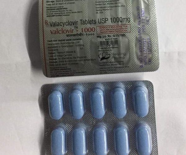 Buy Valacyclovir 1000 Mg